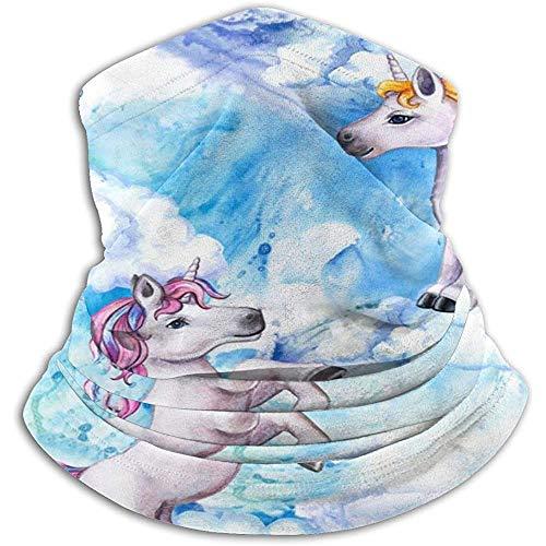 Linger In Bandeau Balaclava Enfant Fille Modèle avec Bébé Unicron Neck Warmer Casque Doublure Hatliner