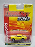 Auto World SC359 1970 Chevelle SS HO Scale Electric Slot Car - Yellow