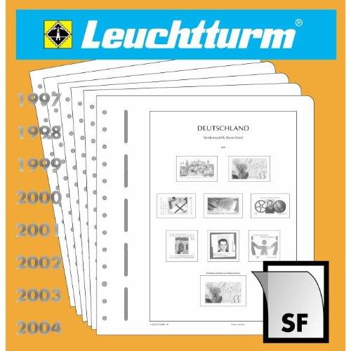 LEUCHTTURM SF-Nachtrag Bundesrepublik Deutschland 2015