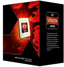 AMD FD832EWMHKBOX FX-8320E Eight-Core Vishera Processor 3.2GHz Socket AM3+, Re