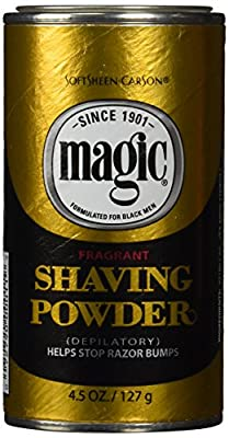 Magic Fragrant Shaving Powder Gold 127 g