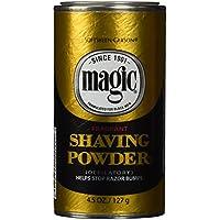 Softsheen-Carson Razorless Magic Shaving Powder for Men