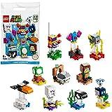 LEGO 71394 Super Mario Packs de Personajes: Edición 3, Figuras de Juguete Coleccionables, Regalo para Niños