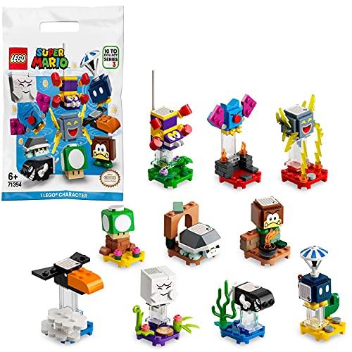 LEGO 71394 Super Mario Packs de Personajes: Edición 3, Figuras de Juguete...