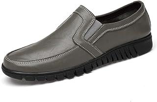 Mocassins à boucle élégants pour hommes Mocassins Perforés for Hommes Chaussures Occasionnelles Slip-on Business Rencontre...