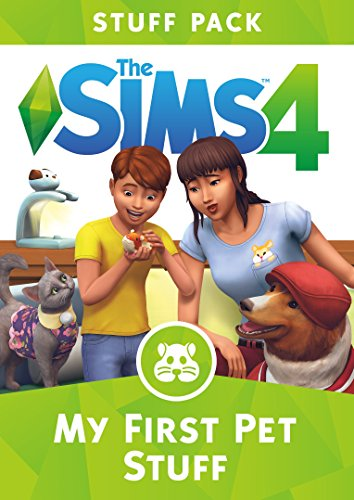 Die Sims 4 - My First Pet Stuff DLC | PC Origin Instant Access