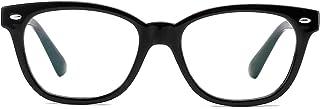 Cyxus Blue Light Filter Computer Glasses for Blocking UV Headache [Anti Eye Eyestrain] Transparent Lens Gaming Glasses,808...