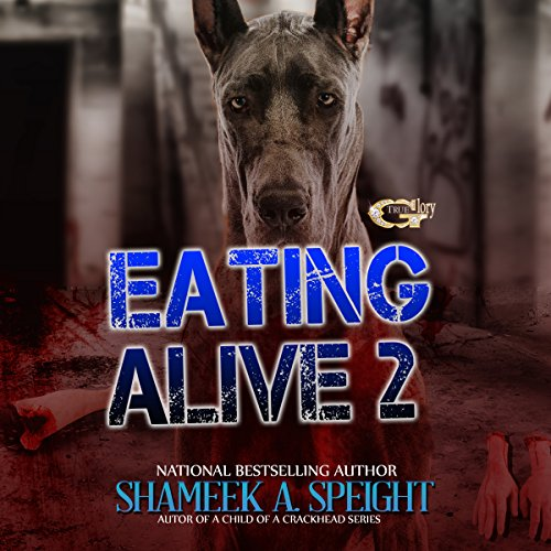 Eating Alive 2 audiobook cover art