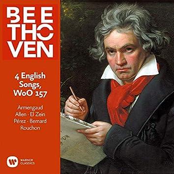 Beethoven: 4 English Songs, WoO 157