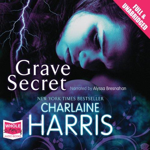 Grave Secret audiobook cover art