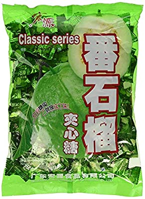 Classic Guava Hard Candy - 12.3 Oz - PACK OF 4