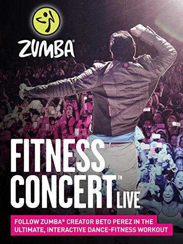 Zumba Fitness-Concert Live