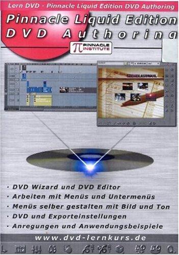 Pinnacle Liquid Edition - DVD Authoring