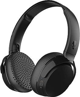 SkullCandy S5PXW-L003 Riff Wireless On-Ear Headphones with Microphone, Black