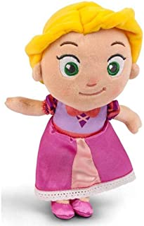 Rapunzel Baby - Boneca De Pelúcia Princesas Disney