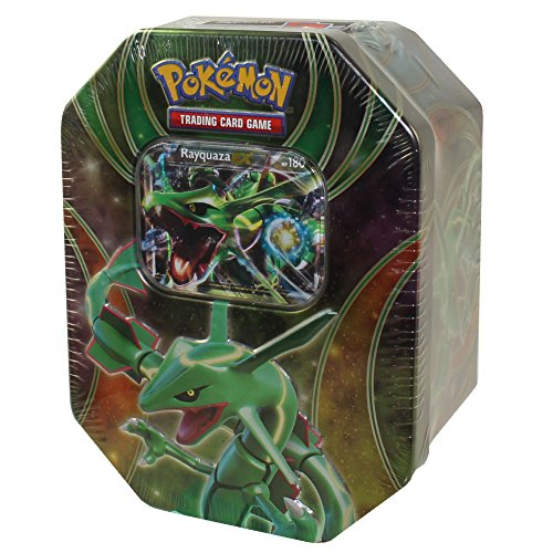 "Pokemon ""EX Beyond The Ordinary! 2015 Fall Tin ""Rayquaza-EX"""