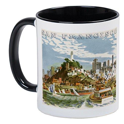 CafePress - San Francisco Tasse - Einzigartige Kaffeetasse, Kaffeetasse, Teetasse