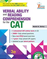 Verbal Ability And Reading Comprehension For The Cat [Paperback] [Jan 01, 2016] Nishit K Sinha