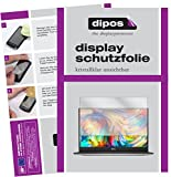 dipos I 2X Schutzfolie klar kompatibel mit Dell XPS 13 (9360) Folie Bildschirmschutzfolie