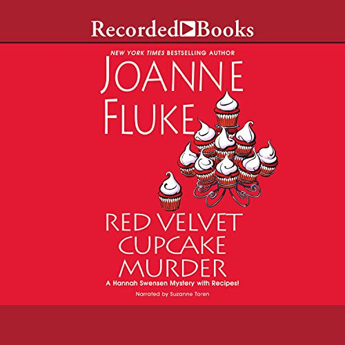 Red Velvet Cupcake Murder: A Hannah Swensen Mystery with Recipes!