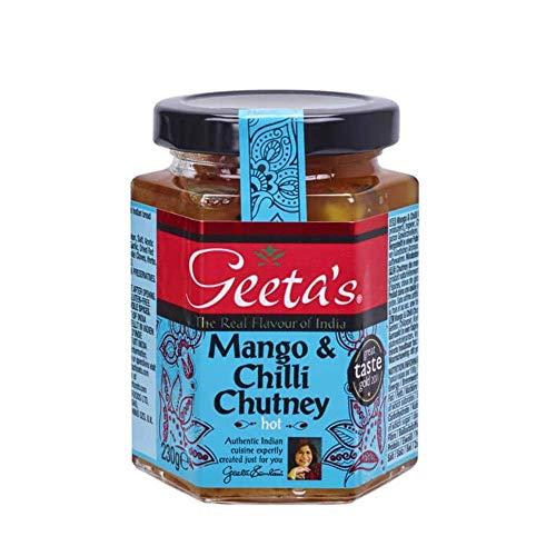 Geeta's Mango & Chilli Chutney 320g