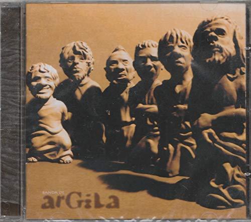 Banda De Argila - Cd Banda De Argila - 2007
