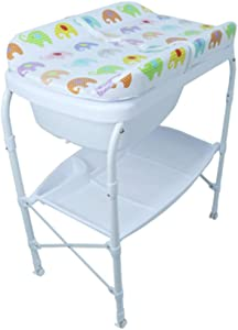 Bath and Changing Table Center Station