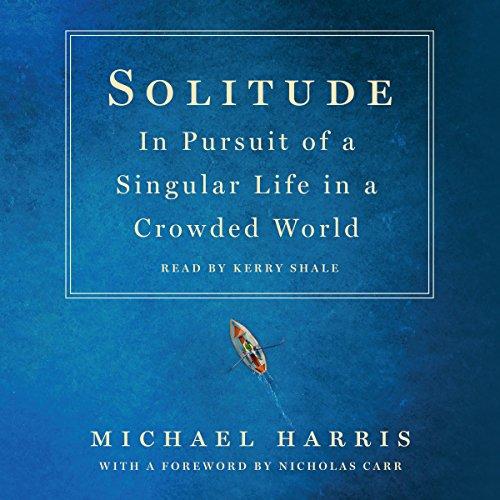Solitude audiobook cover art