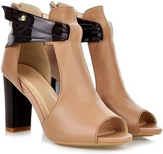 Para Boda esSandalias De Zapatos Tacón Amazon 0OvN8mnw
