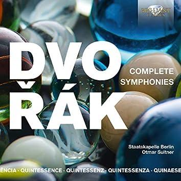 Quintessence Dvorák: Complete Symphonies