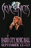Stevie Nicks Replica 1983 Concert Poster