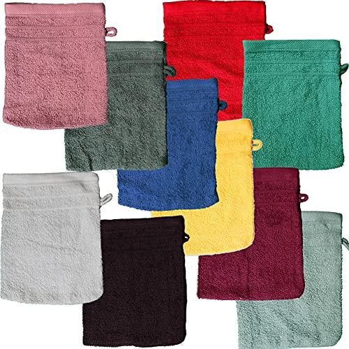 KH-Haushaltshandel Waschhandschuh Frottee Bild