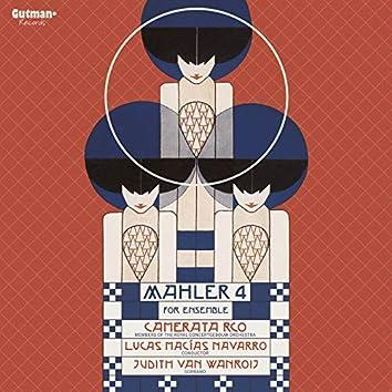Mahler 4 for Ensemble