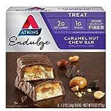 Atkins Endulge Bar Caramel Nut Chew, Caramel Nut Chew 5 Pack