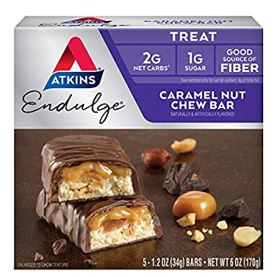 Atkins Endulge Treat Caramel