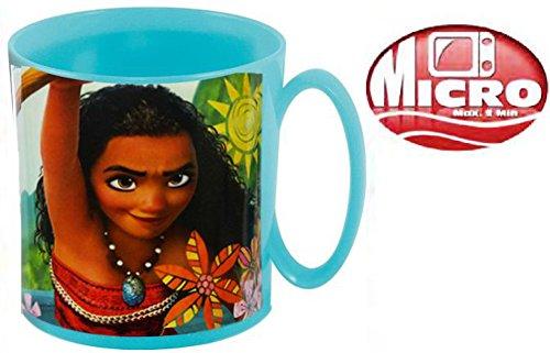 Disney Microondas de tazas Vaiana Niño de 1pieza