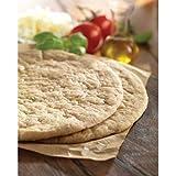 Smart Flour Foods Ancient Grains Pizza Crust, 8 inch -- 12 per case.
