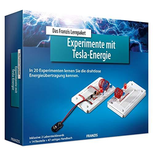 Lernpaket Experimente mit Tesla Energie