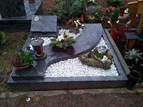 Grabanlage Urnengrab Grabstein Granit Urnenstein 100cm x 100cm