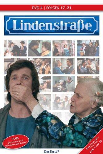 Lindenstraße - DVD 04 (Folge 17 - 21)