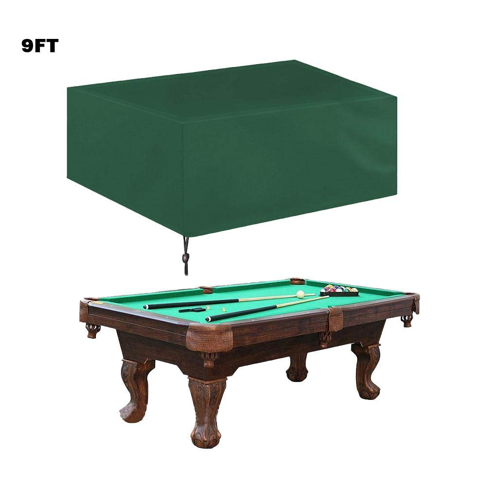 SmallPocket Housse de Table de Billard, Housse De Protection Pour ...