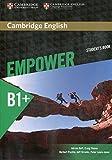 Cambridge English Empower Intermediate Student's Book