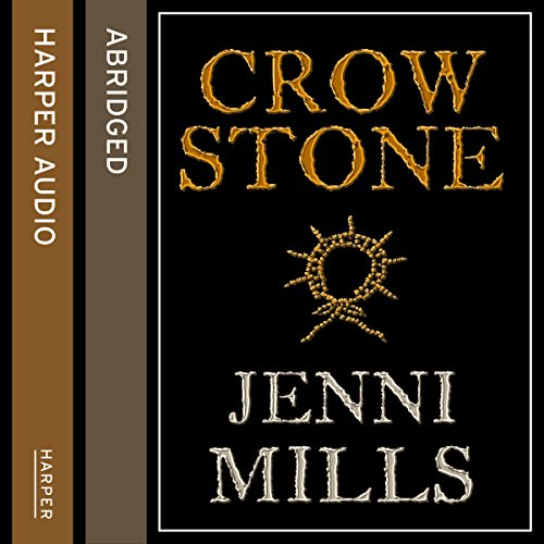 Crow Stone audiobook cover art