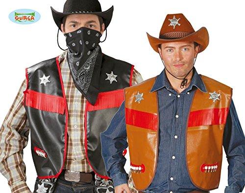 Fiestas Guirca Veste Cow Boy Assortis