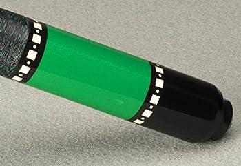 McDermott Lucky Billiard Cue Stick  Green 19oz