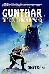 Gunthar - The Devil from Beyond. Paperback