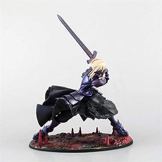 Modelo De Animeanime Fate/Stay Night Saber Alter Vortigern Ver.Figura De Acción De PVC Modelo De Colección Juguetes Muñeca 18Cm