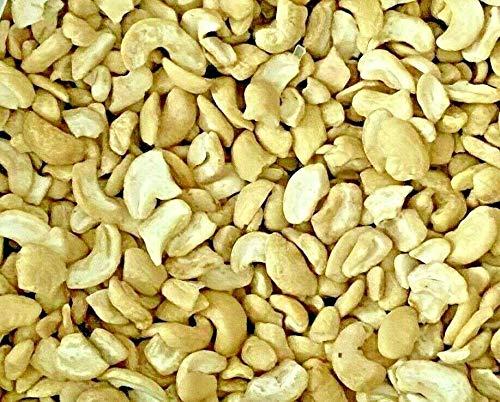 1 kg Cashewkerne in Bruch natur unbehandelt Cashewbruch Cashew Cashews Soleilfood