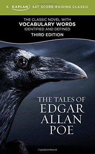 The Tales Of Edgar Allan Poe A Kaplan Sat Score Raising Classic Kaplan Test Prep