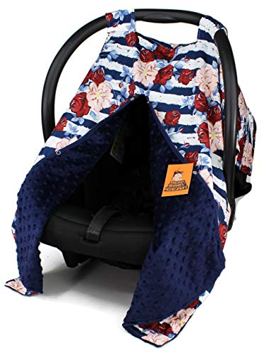 car seat canopy red color - 8